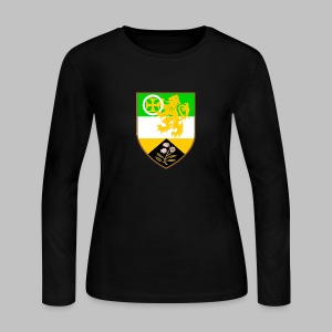 County Offaly - Women's Long Sleeve Jersey T-Shirt