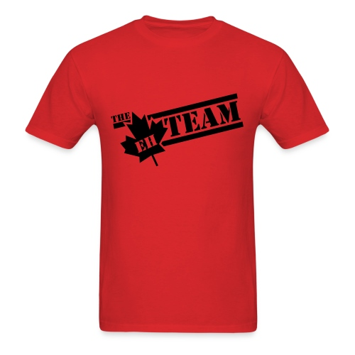 THE EH TEAM - Men's T-Shirt