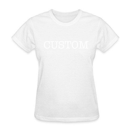 Custom Shirt (Womens) - Women's T-Shirt
