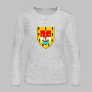 County Mayo - Women's Long Sleeve Jersey T-Shirt