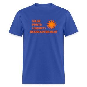 Heliocentric - Men's T-Shirt