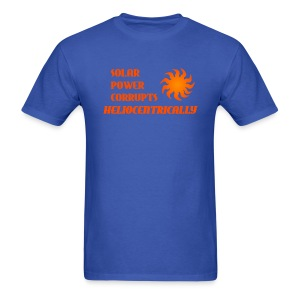 Heliocentric - Men's T-Shirt