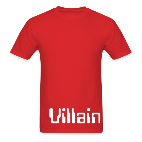 Villain - Men's T-Shirt