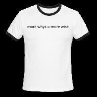 T-Shirts ~ Men's Ringer T-Shirt ~ Article 7181337