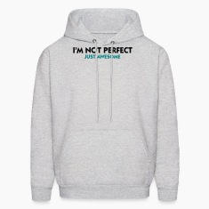 Not Perfect Just Awesome (2c) Hoodies