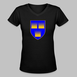 Munster Province - Women's V-Neck T-Shirt