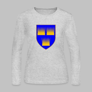 Munster Province - Women's Long Sleeve Jersey T-Shirt
