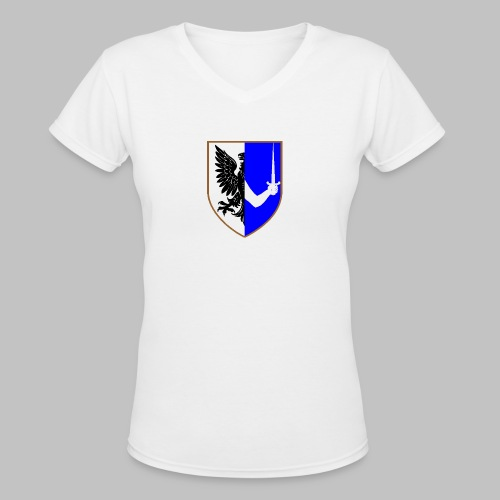 Connacht Province - Women's V-Neck T-Shirt