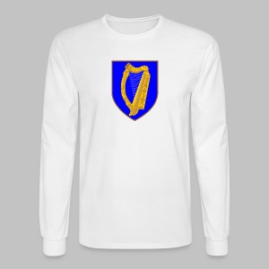 Ireland Coat Of Arms - Men's Long Sleeve T-Shirt
