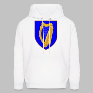 Ireland Coat Of Arms - Men's Hoodie