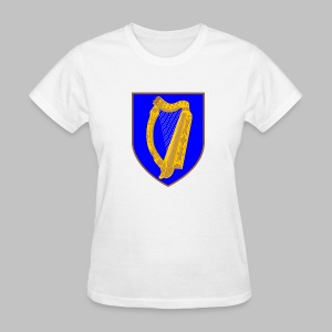 Ireland Coat Of Arms - Women's T-Shirt