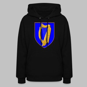 Ireland Coat Of Arms - Women's Hoodie