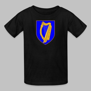 Ireland Coat Of Arms - Kids' T-Shirt