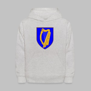Ireland Coat Of Arms - Kids' Hoodie