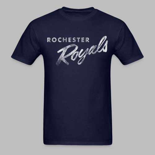 Rochester Royals - Men's T-Shirt
