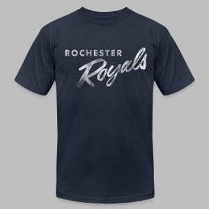 Rochester Royals - Men's T-Shirt by American Apparel
