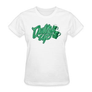 Dublin Up Beer Mugs - Women's T-Shirt