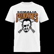 T-Shirts ~ Men's T-Shirt ~ Somalia Pirates