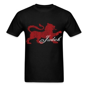 Lion of Judah - Men's T-Shirt