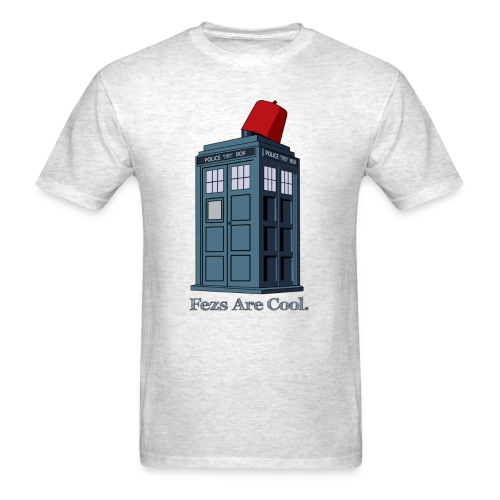 Fez's Are Cool - Men's T-Shirt