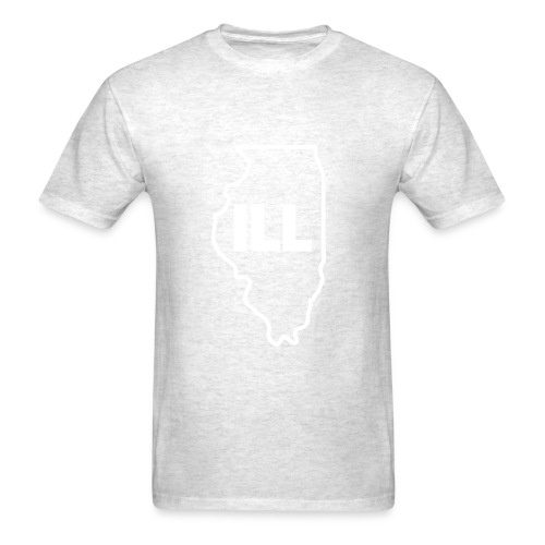 ill state of mind - Men's T-Shirt