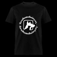 T-Shirts ~ Men's T-Shirt ~ Logo ONLY - Men's T-Shirt
