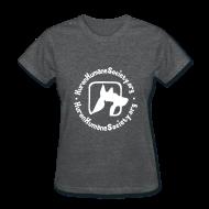 T-Shirts ~ Women's T-Shirt ~ Logo ONLY - Women's T-Shirt