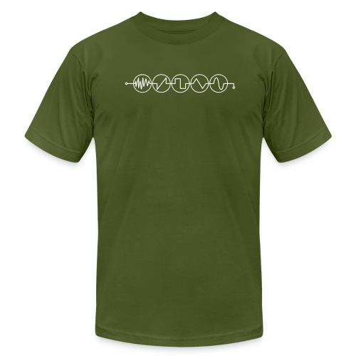 the rage box shirt v1.0 - Men's Fine Jersey T-Shirt