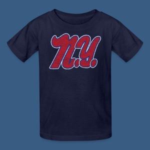 NY Football Style - Kids' T-Shirt