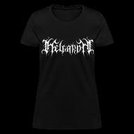 T-Shirts ~ Women's T-Shirt ~ Helgardh Logo Women's T 666