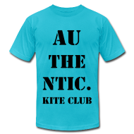 T-Shirts ~ Men's T-Shirt by American Apparel ~ au·then·tic Tee
