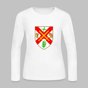County Kildare - Women's Long Sleeve Jersey T-Shirt