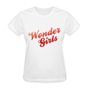 [WG] Wonder Girls - Women's T-Shirt