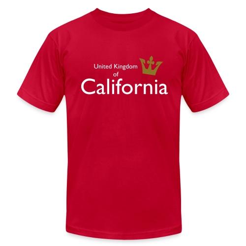 United Kingdom of California - Men's Fine Jersey T-Shirt