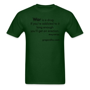 The Hurt Locker - Men's T-Shirt