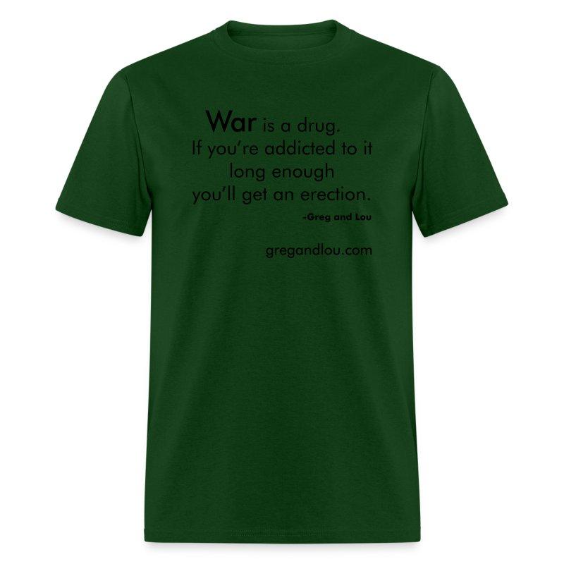 The Hurt Locker - Men's T-Shirt