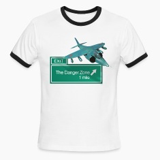 Highway Danger Zone T-Shirts