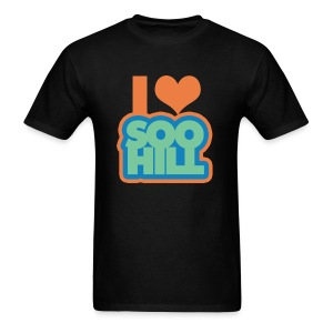 I HEART SOO HILL MI - Men's T-Shirt