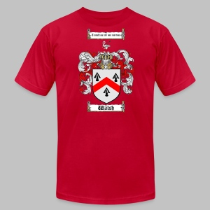McDonnel Coat of Arms - Men's T-Shirt by American Apparel