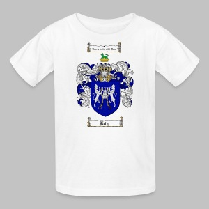 Kelly Coat of Arms 3 - Kids' T-Shirt