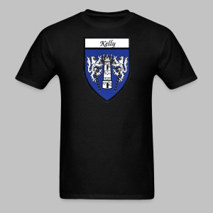 Kelly Coat of Arms 2 - Men's T-Shirt