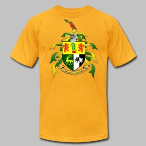 Sullivan Coat of Arms - Men's T-Shirt by American Apparel