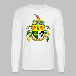 Sullivan Coat of Arms - Men's Long Sleeve T-Shirt