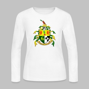 Sullivan Coat of Arms - Women's Long Sleeve Jersey T-Shirt