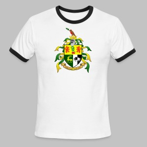 Sullivan Coat of Arms - Men's Ringer T-Shirt
