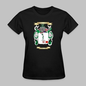 Hayes Coat of Arms  - Women's T-Shirt