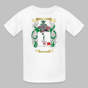 Hayes Coat of Arms  - Kids' T-Shirt