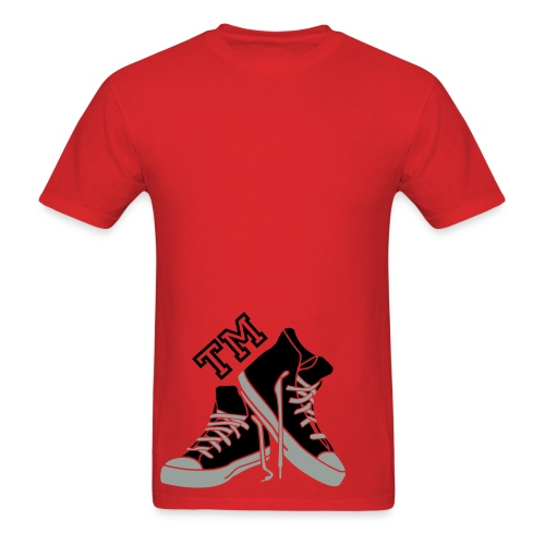 unisex kicks tee - Men's T-Shirt
