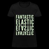 T-Shirts ~ Women's T-Shirt ~ [SHINee] Fantastic Elastic (Glow in the Dark)