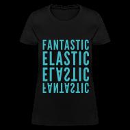 Women's T-Shirts ~ Women's T-Shirt ~ [SHINee] Fantastic Elastic